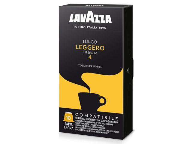 Lavazza Koffie capsules Lavazza Leggero 4