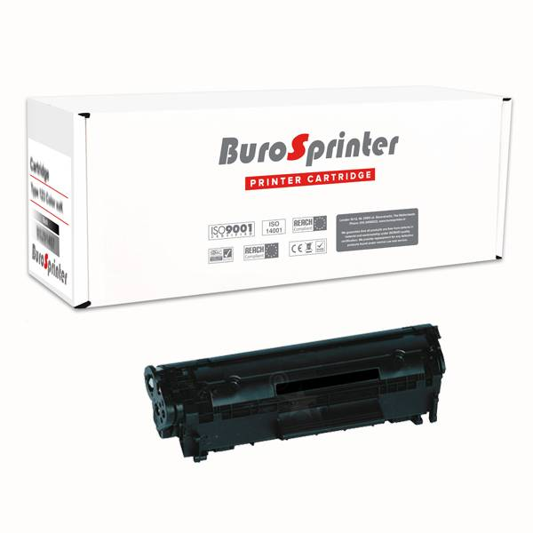 HP HP 12A (Q2612A) toner black 2000 pages (BuroSprinter)