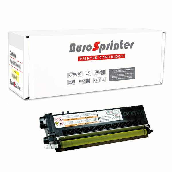 Brother Brother TN-325Y toner yellow 3500 pages (BuroSprinter)
