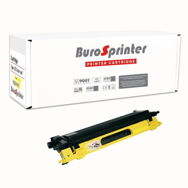 Brother Brother TN-135Y toner yellow 4000 pages (BuroSprinter)