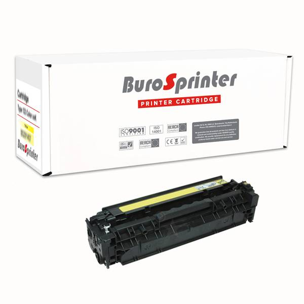 HP 305A (CE412A) toner yellow 2600 pages (BuroSprinter ...