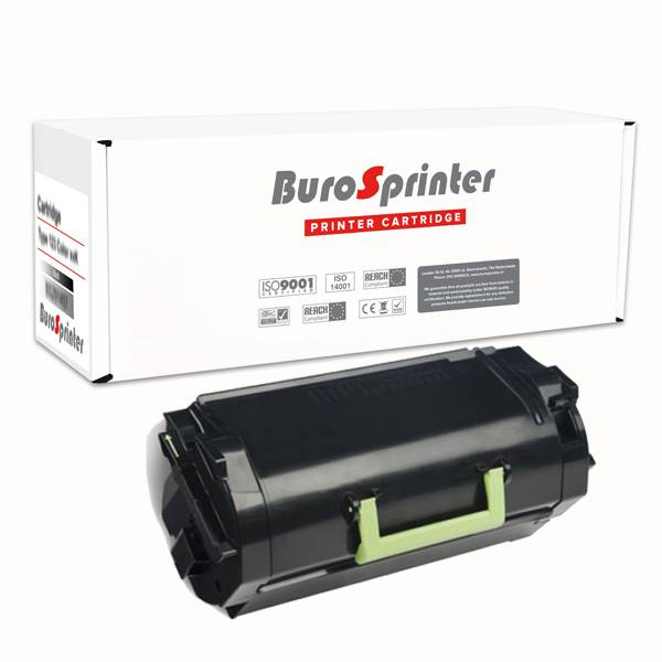Lexmark Lexmark 622H (62D2H00) toner black 25000 pages (BuroSprinter)