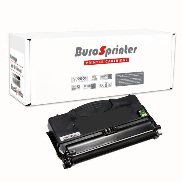 Lexmark Lexmark 12016SE toner black 2000 pages (BuroSprinter)