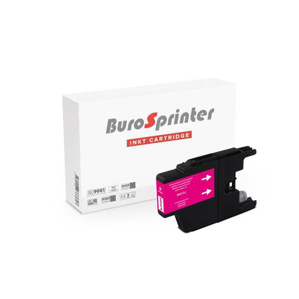 Brother Brother LC-1280XLM ink magenta 15ml (BuroSprinter)