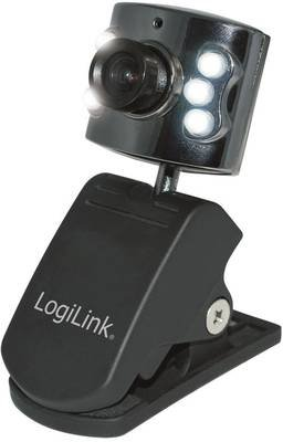 Logilink LogiLink USB-webcam met LED