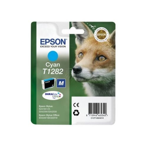 Epson Epson T1282 (C13T12824010) ink cyan 175 pages (original)