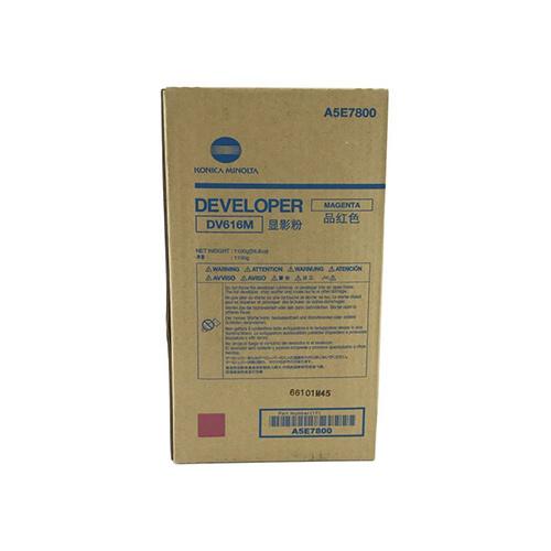 Konica Minolta Minolta DV-616M (A5E7800) developer magenta 850K (original)