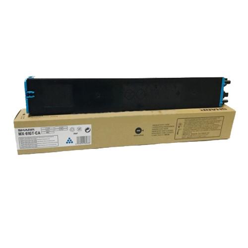Sharp Sharp MX-61GTCA toner cyan 24000 pages (original)