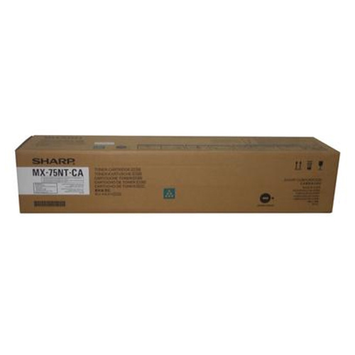 Sharp Sharp MX-75GTCA toner cyan 60000 pages (original)