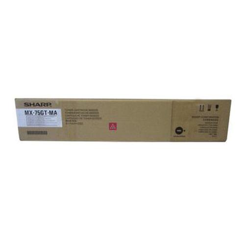 Sharp Sharp MX-75GTMA toner magenta 60000 pages (original)