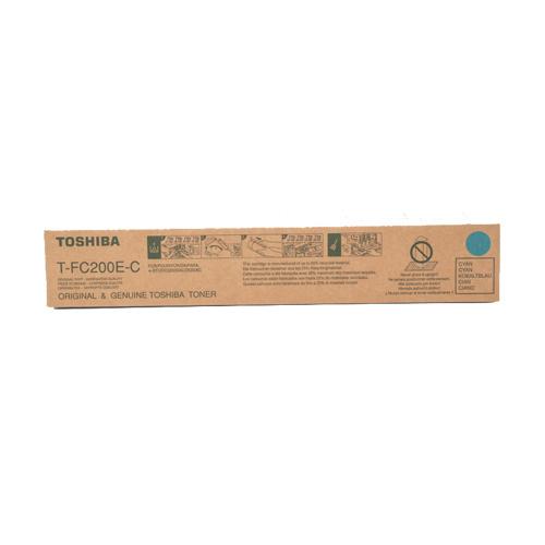 Toshiba Toshiba T-FC200EC (6AJ00000119) toner cyan 33600p (original)