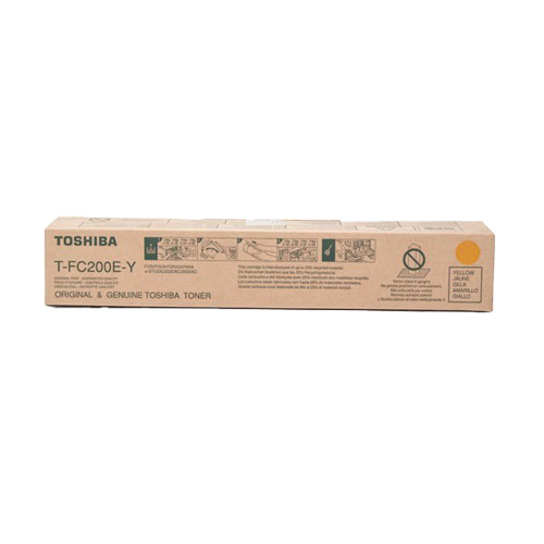 Toshiba Toshiba T-FC200EY (6AJ00000131) toner YEL 33,6K (original)