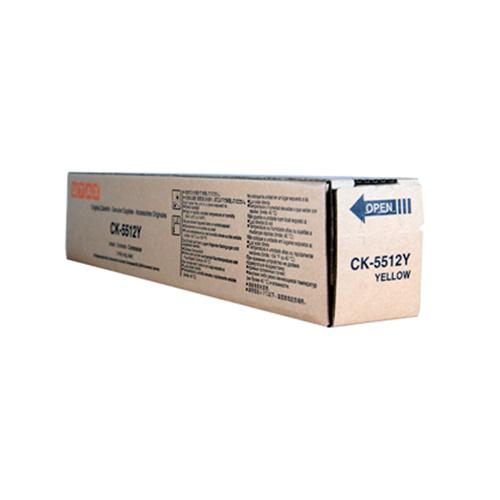 Utax Utax CK-5512Y (1T02R6AUT0) toner yellow 15000p (original)