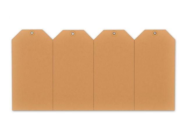 Label karton Nr2 40x80mm be/pk1000