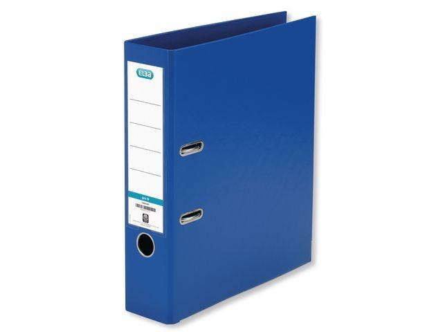 Elba Ordner SmartPro+ 80mm A4 PP blauw