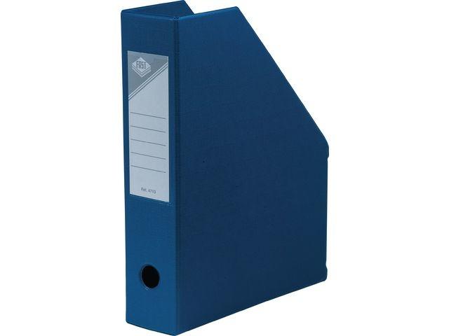 Esselte Tijdschriftcassette Esselte A4 blauw/d10