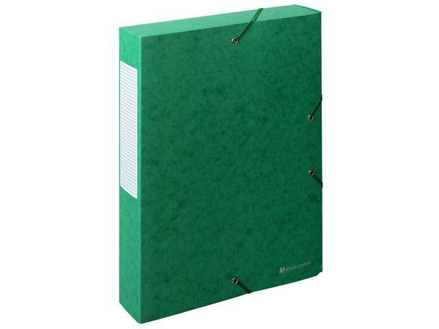 Exacompta Dossierbox Exacompta NF A4 60mm gr/pk 10