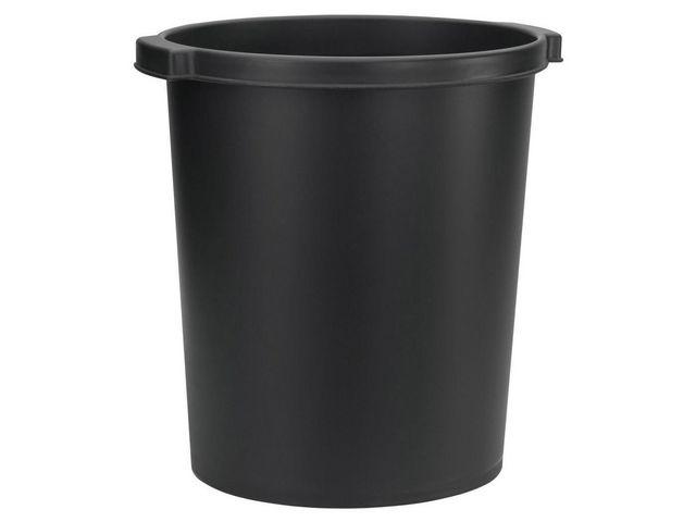 Jalema Papierbak Jalema 15 liter zwart
