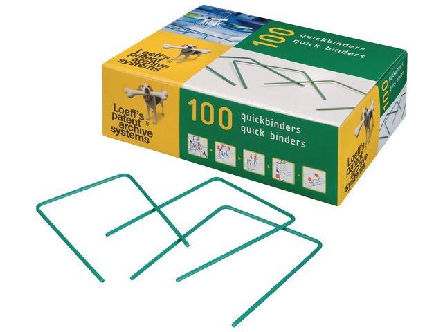 Loeff's Patent Bundelbeugel Loeff Quickbind 100mm/ds100