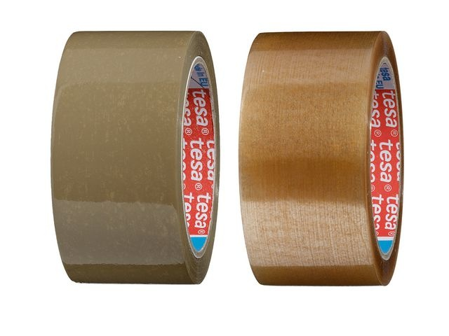 tesa® Verpakkingstape Tesa 50mmx60m tr/pk6rl
