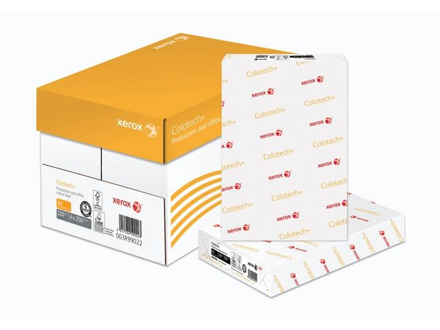 Xerox Papier Xerox A4 220g Colotech/ds 4x250v