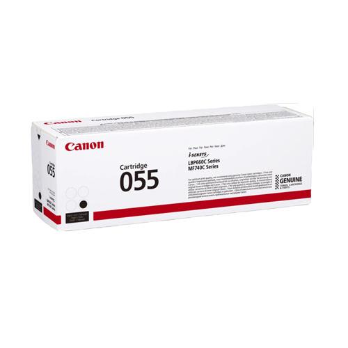 Canon Canon 055BK (3016C002) toner black 2300 pages (original)