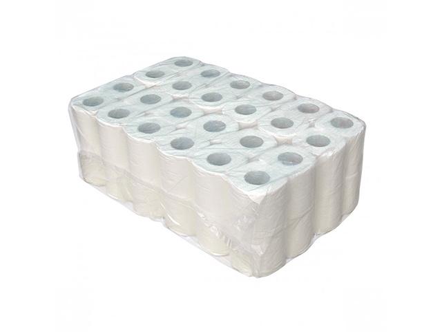 Toiletpapier 2L 400 44m wit/ds40