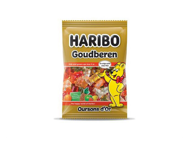 HARIBO Snoep Haribo beertjes/pak 250g