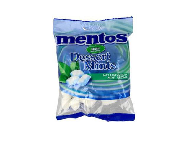 Mentos Dessertmints Mentos 1.25kg/pk