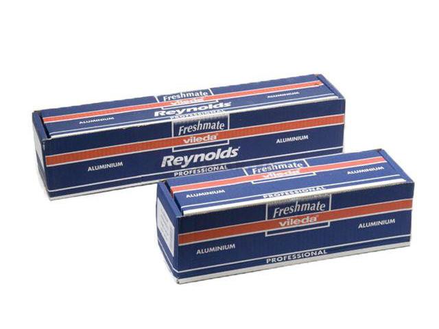 Vileda Aluminiumfolie in box 45cm x 200m