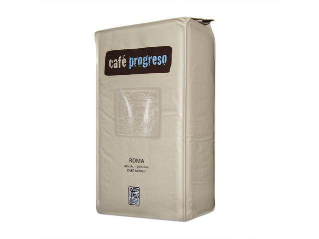 CAFÉ PROGRESO Koffie Café Progreso Roma gem 1kg/ds6