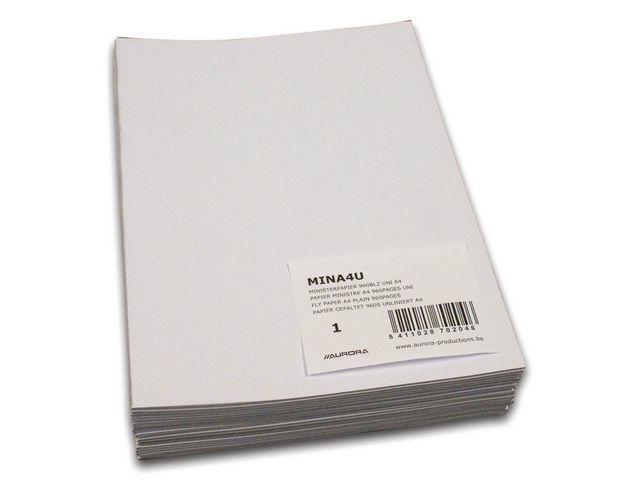AURORA Papier Minister dubbel A4 blanco/pak 240