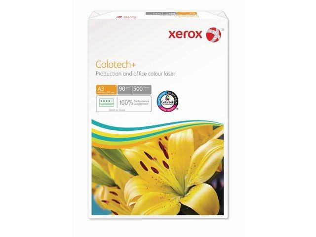 Xerox Papier Xerox A3 90gr Colotech+/ds 5x500v