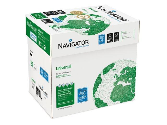 Navigator Papier Navigator A4 80g Univ./ds2500v