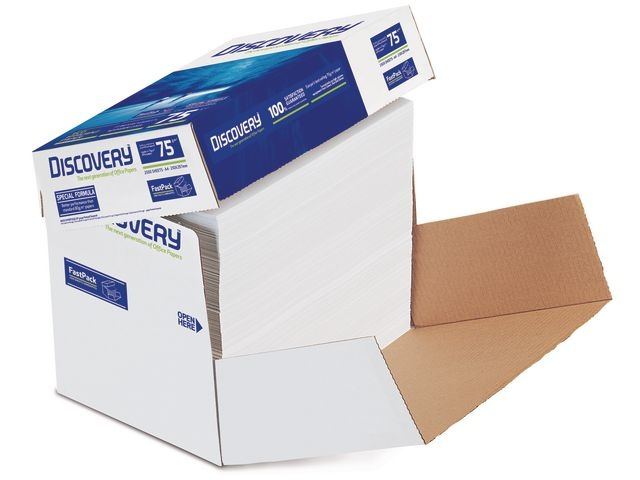 Discovery Papier Discovery A4 75g/pal 40x2500v