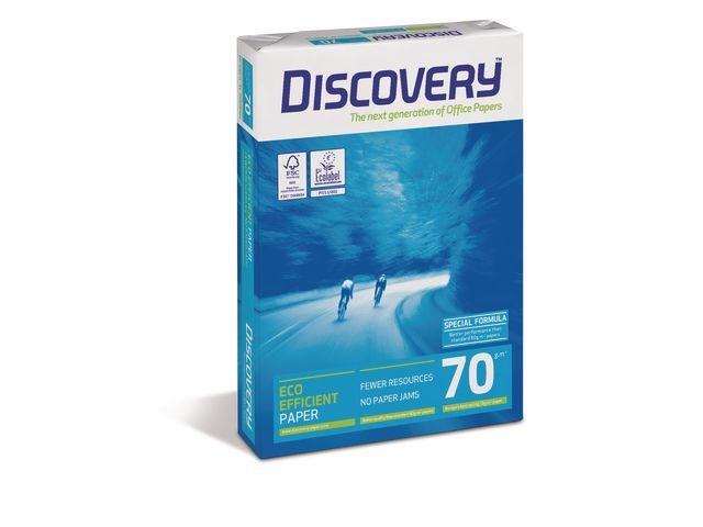 Discovery Papier Discovery A4 70g/doos 5x500v
