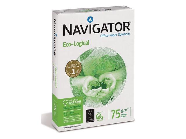 Navigator Papier Navigator A3 75g Eco/doos 5x500v