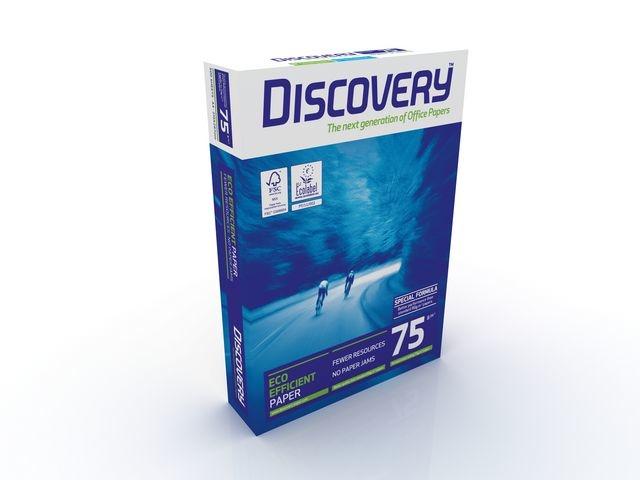Discovery Papier Discovery A3 75g/doos 5x500v