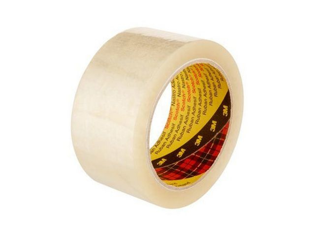 Scotch® Verpakkingstape Scotch 50mmx66m tr/p6