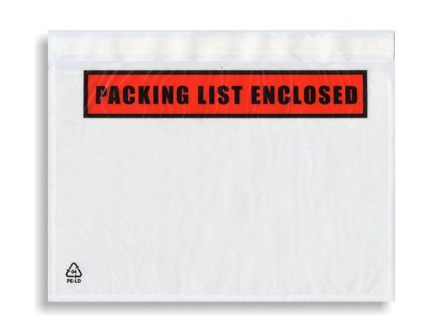 Debatin Paklijstenvelop C5 documents encl/ds1000