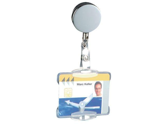 Durable Afrolmechanisme badge metaal heavy duty