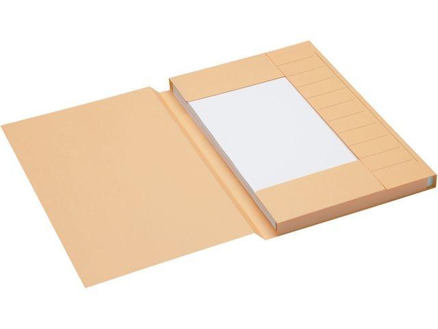 Jalema Stofklepmap Secolor folio chamois/ds 125