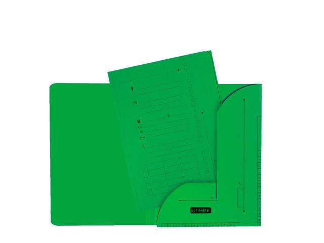 Elba Dossiermap ELBA Ultimate A4 groen/pak 25