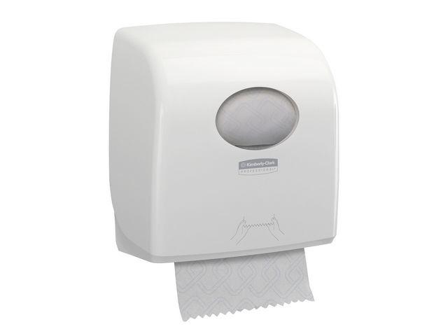 Aquarius (Kimberly-Clark) Handdoekroldispenser slimroll Aq wt