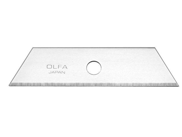 Olfa Reservemesjes Olfa standaard SKB-2/pk 5