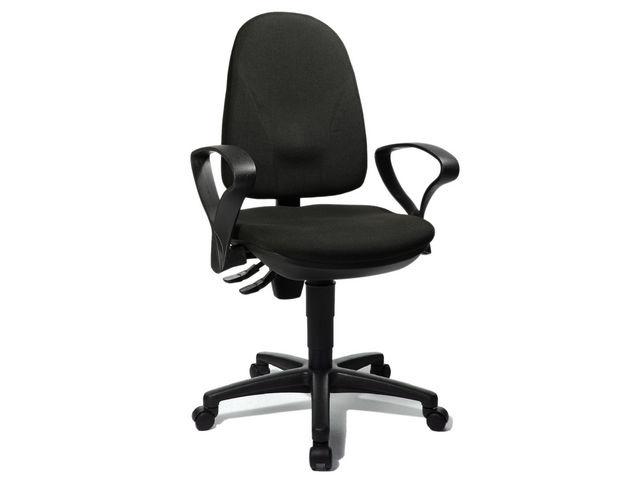 TOPSTAR Bureaustoel point 45 zwart
