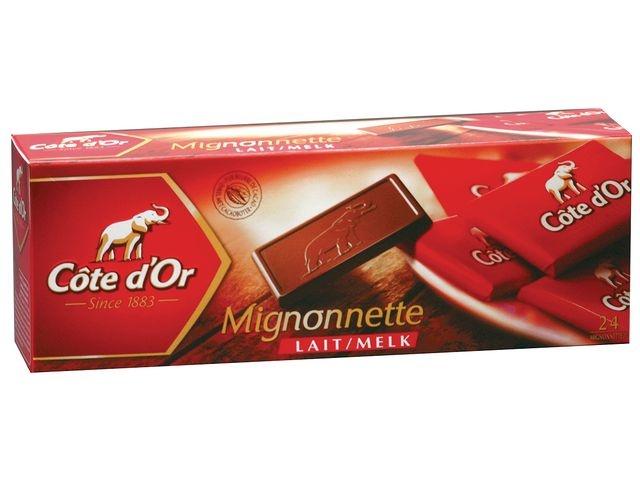 Cote d'Or Chocolade Mignonnette melk/ds240gr