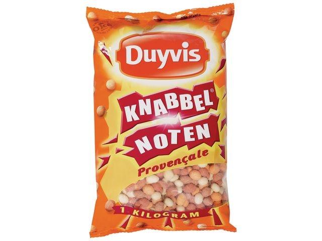 Duyvis Knabbelnoten Duyvis provenciaal/pk 1 kg