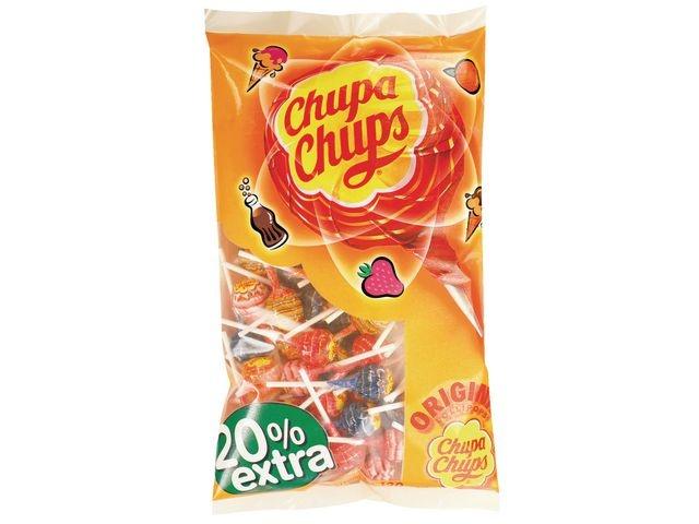 Chupa Chups Lollies Chupa Chups best of/pk120