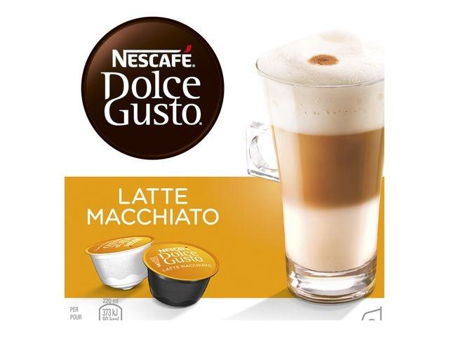 Nescafé Koffie Dolce Gusto latte macch./ds3x16
